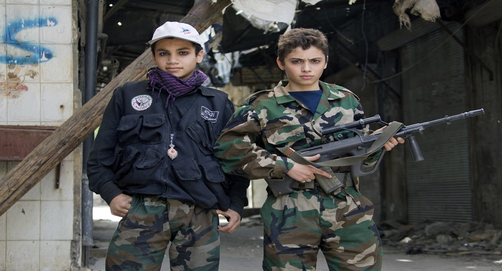 syria-child-soldiers