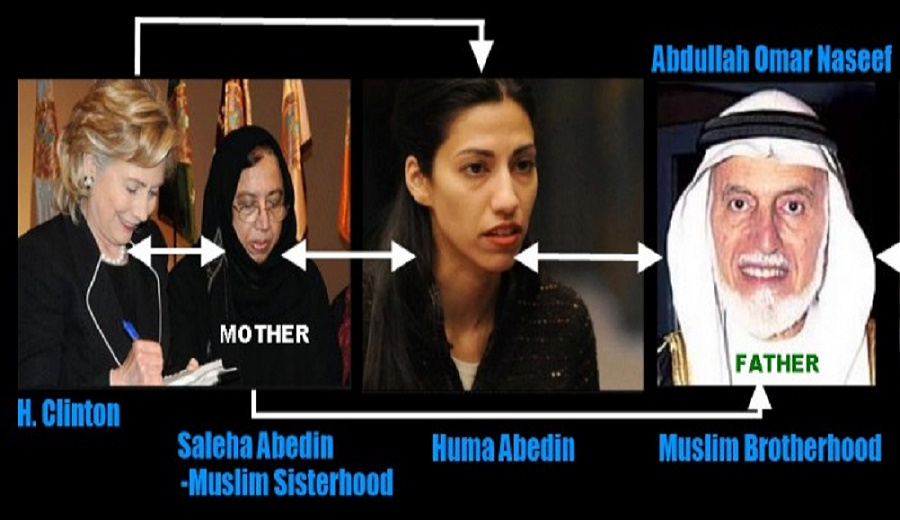 Huma Abedin and Muslim Brotherhood