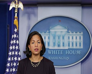 """Susan Rice, Obama's national security adviser, has the reputation of lying for Obama, Hillary Clinton, and other dishonest politicians with a """"D"""" after their names."""