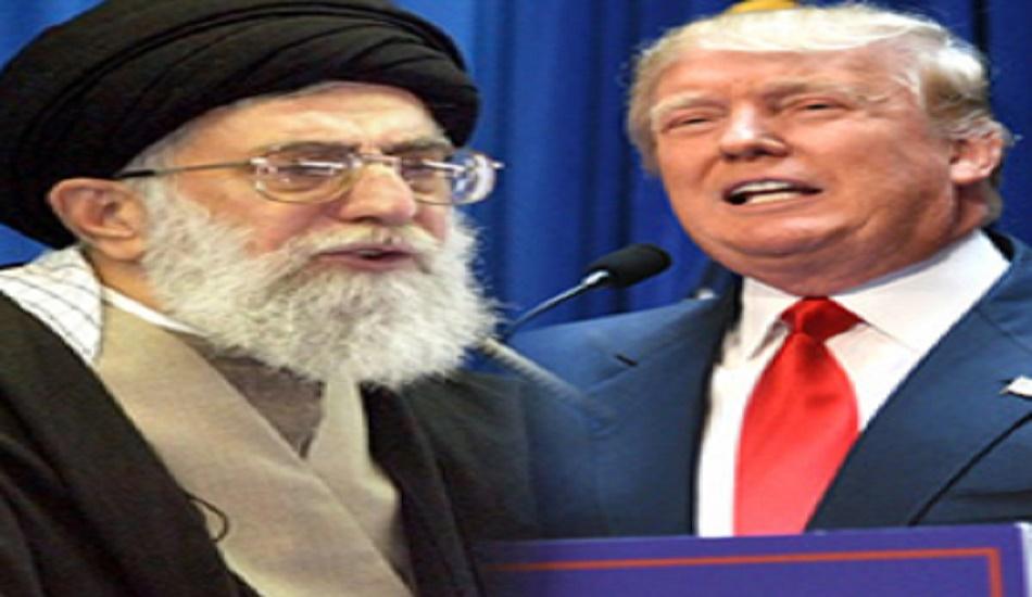 Trump and Ayatollah