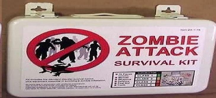 Zombie Attack Kit