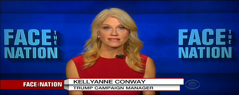 Trump Campaign Manager Kellyanne Conway has become a media superstar after pulling one of history's biggest election upsets and beating the Hillary Machine.