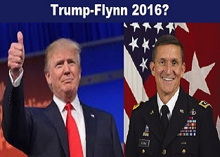 Many hope that a President Trump and a Gen. Michael Flynn will keep their promises to put America FIRST!