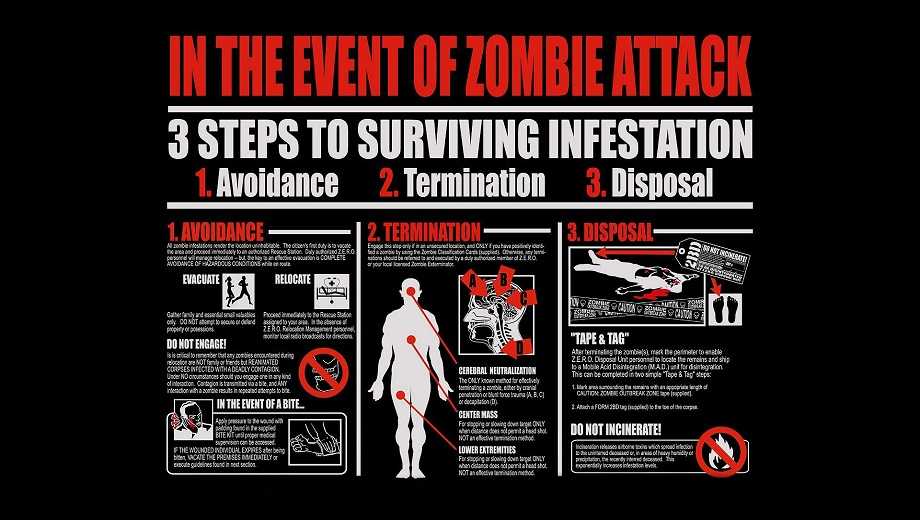 zombie-attack-poster