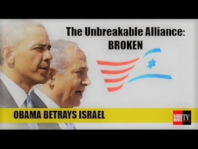 Obama betrays Israel