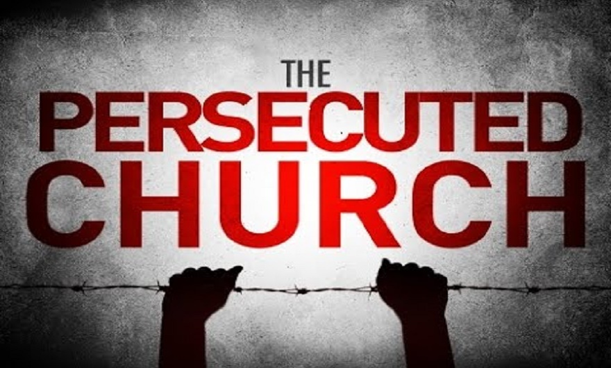 Christians and persecuted church