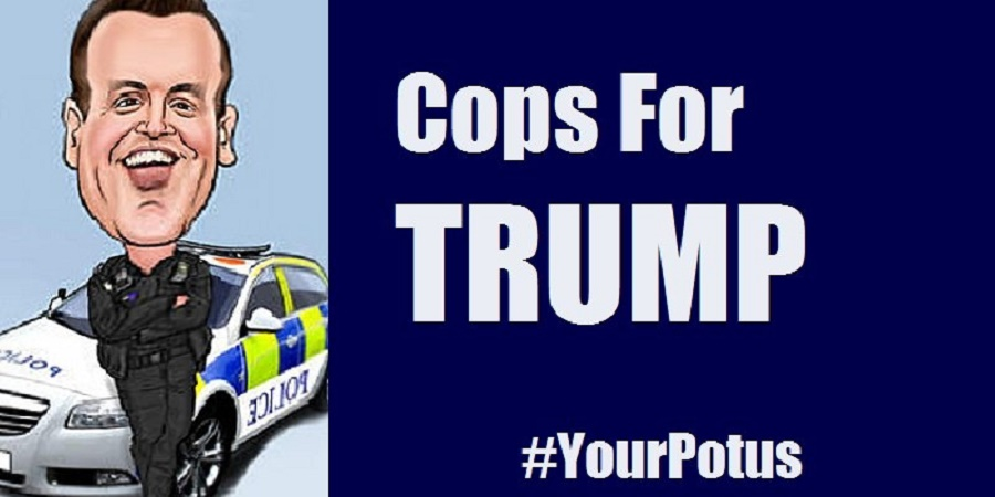 Cops for Trump