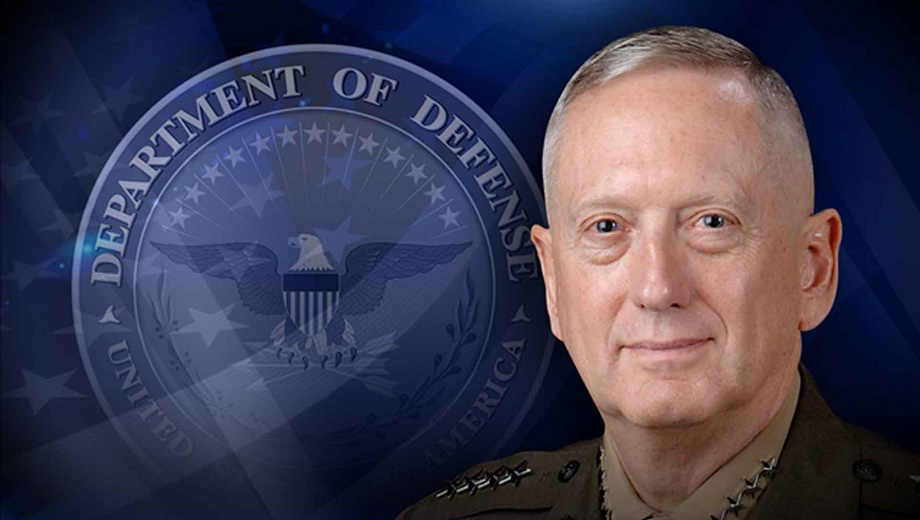 "Gen. James ""Mad Dog"" Mattis, Trump's Secretary of Defense, has given cyber security a top priority."