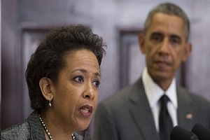 Many cops have said that Barack Obama and Loretta Lynch run the most politicized Justice Department in history.