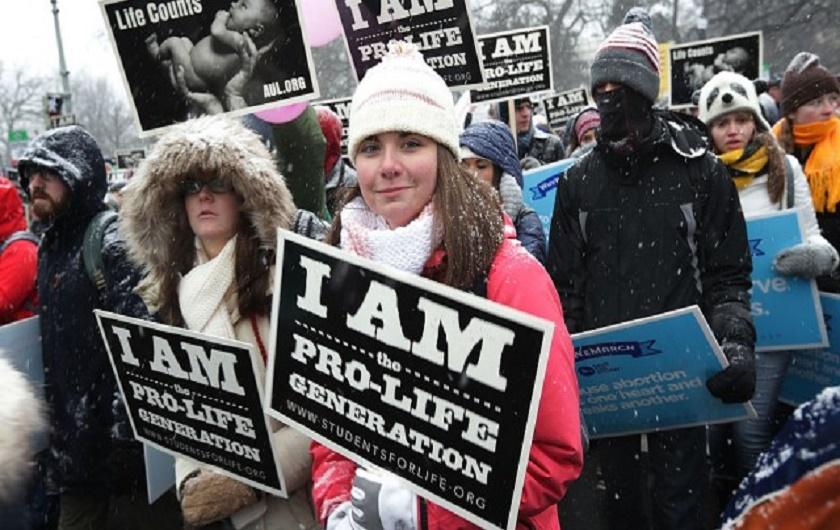 Pro-life women