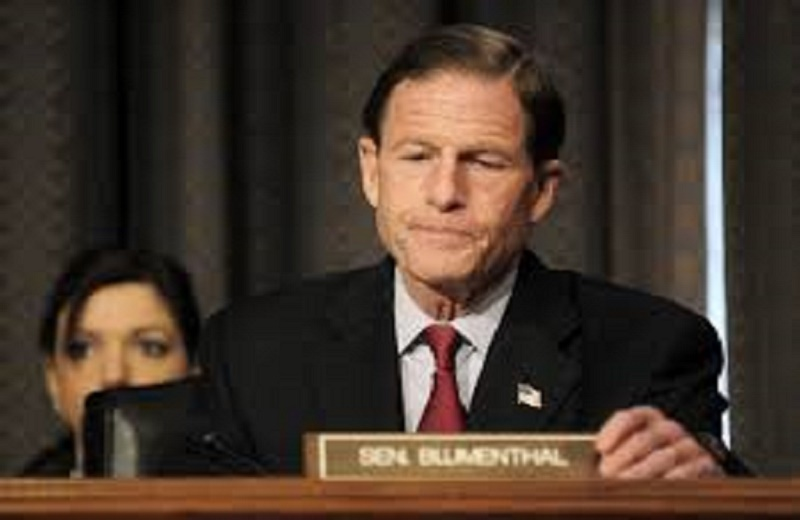 Sen. Dick Blumenthal