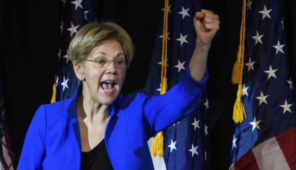 Radical pro-choice politician, Sen. Elizabeth Warren, D-Mass., has become an obstructionist and hypocrite in her fight against President Trump.
