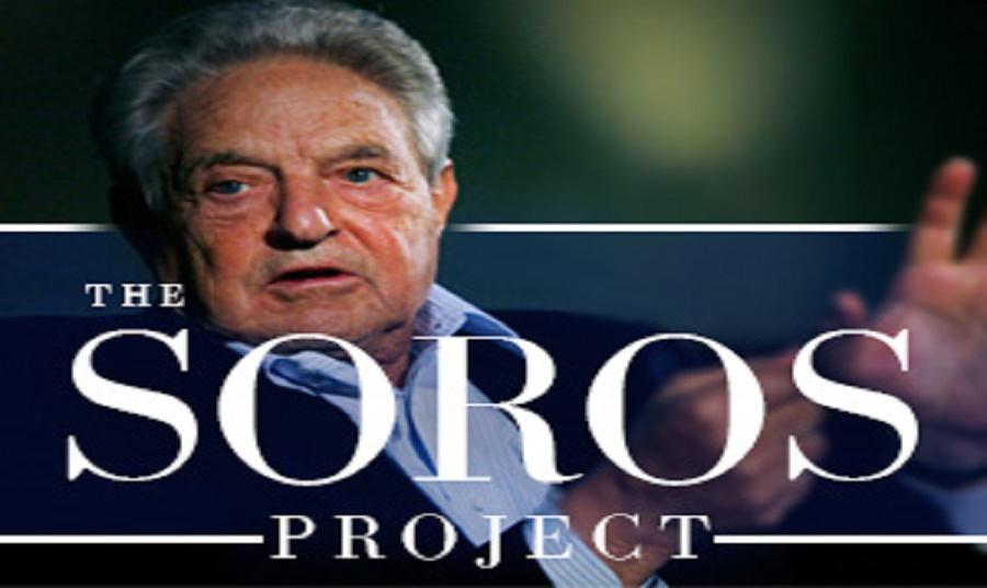 George Soros-Banner