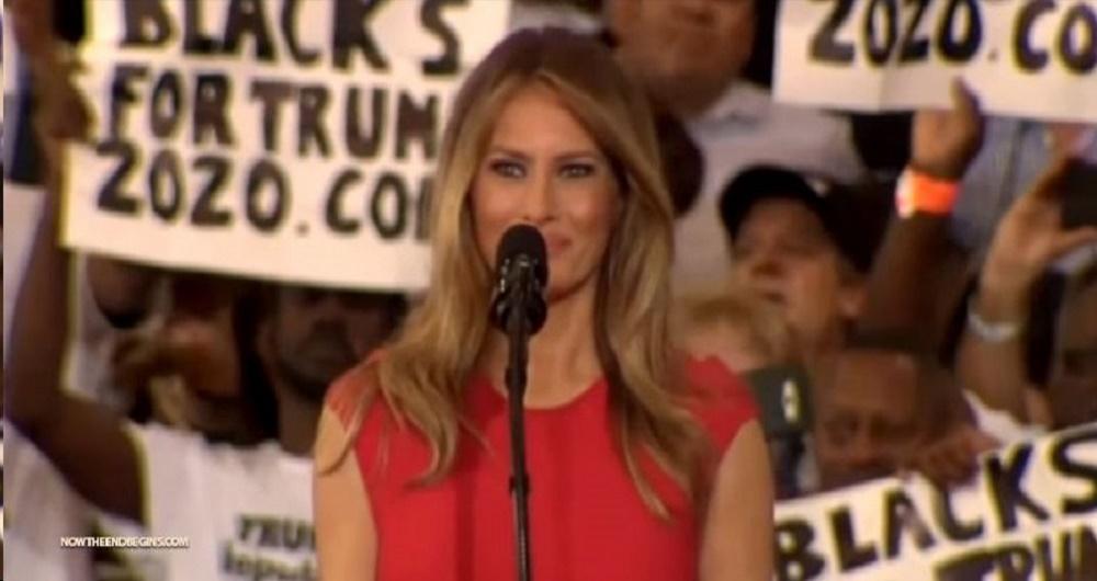 Milania Trump