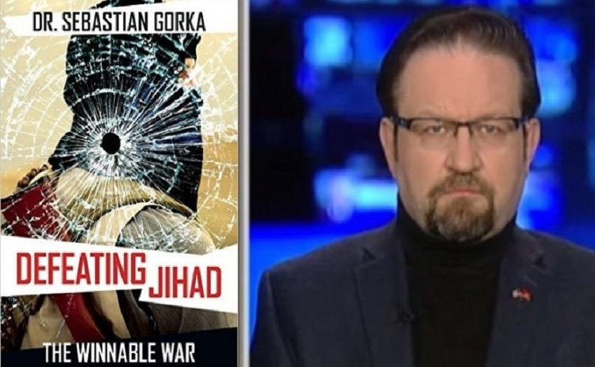 President Trump's terrorism adviser Sebastian Gorka is hated by Democrats more than they hate radical Islamic terrorists.
