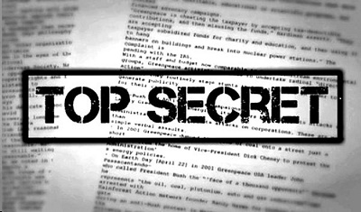 It appears that by today's government and journalism standards, Top Secret is a term for fiction writers.