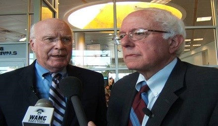 Vermont's gift to Americans: Two of the most radical senators to ever serve in the US Congress.