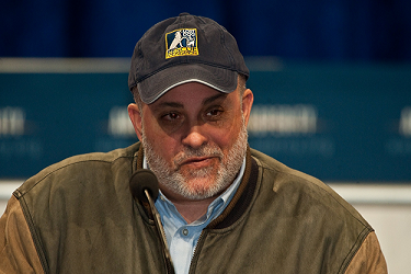 Radio talk host and former chief of staff for the DOJ, Mark Levin, said the Obama Justice Department had wiretapped and spied on the Trump campaign when it investigated Russian interference in the election and had leaked information to the media to undermine the new president.
