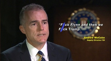 Deputy Director of the FBI Andrew McCabe: Swamp Dweller?