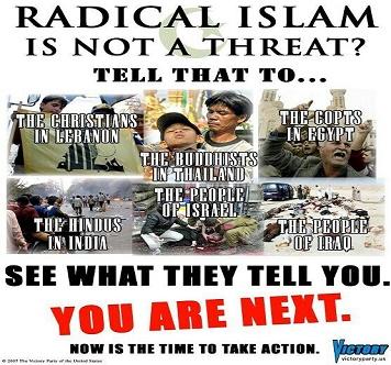 Muslim radicals