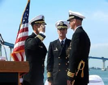 Ranking Officers of the USS Wayne E Meyer, USS McCampbell and USS Stethem