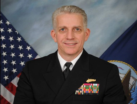 Rear Admiral Loveless is the latest Navy officer to be indicted in a far-reaching case of bribery, espionage and misconduct.