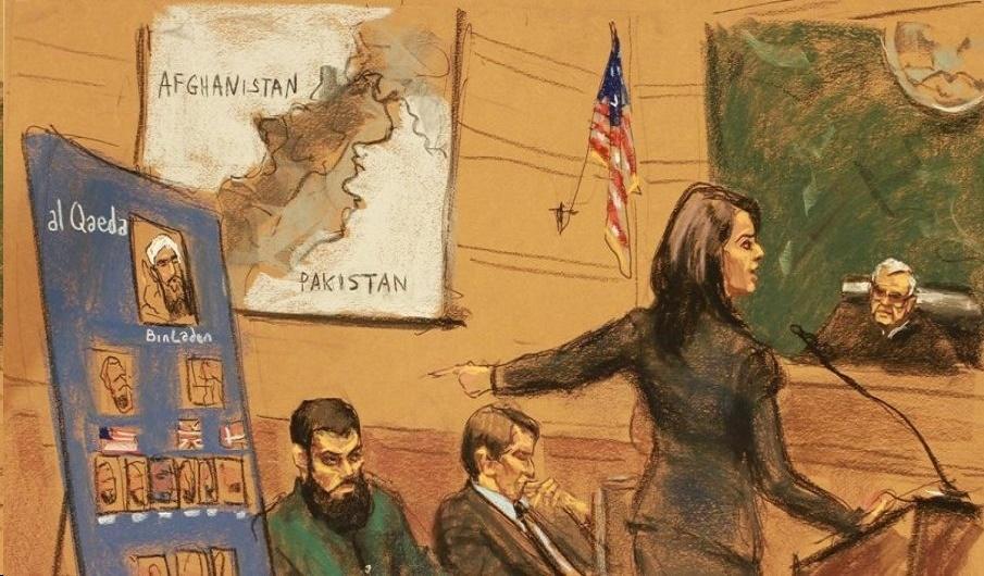 terrorism trial
