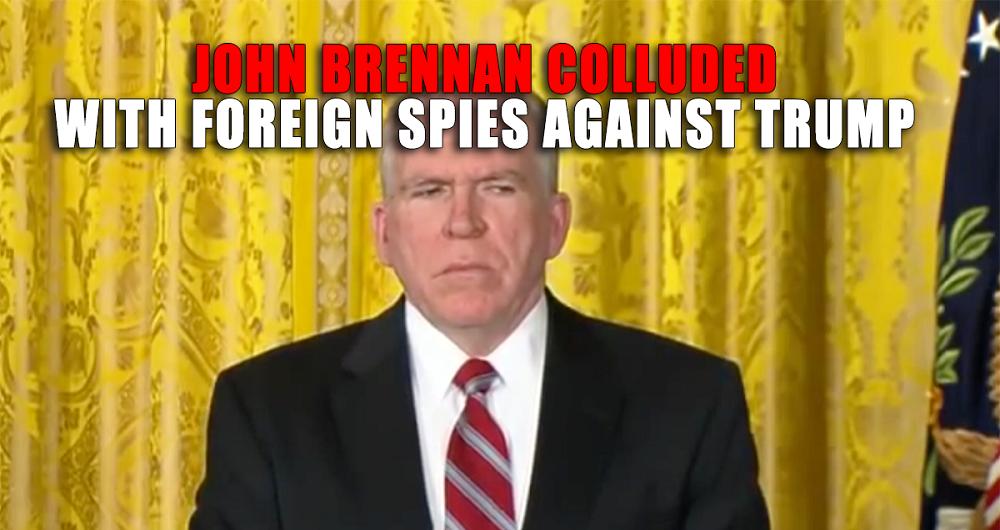 BRENNAN spy