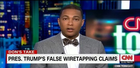 CNN's Don Lemon has an extremely casual relationship with facts and has uttered some of the most absurd statements.