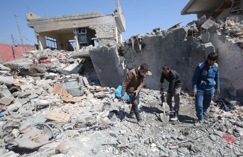 Mosul bombing