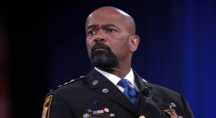 Milwaukee County (Wisconsin) Sheriff David Clarke worked hard to help bring change to the federal government.