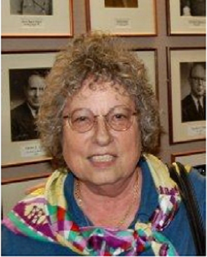 The late Susan Falknor: political activist, writer, commentator, and Christian patriot.