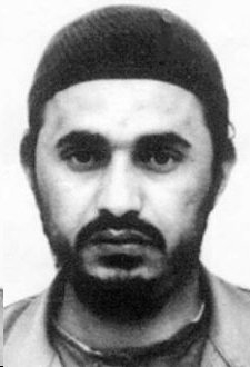 The late Abu Musab al-Zarqawi, once the leader of the Islamist group Al Qaeda in Iraq.