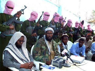 Al-Shabaab cut ties with al-Qaeda and is now affiliated with ISIS.