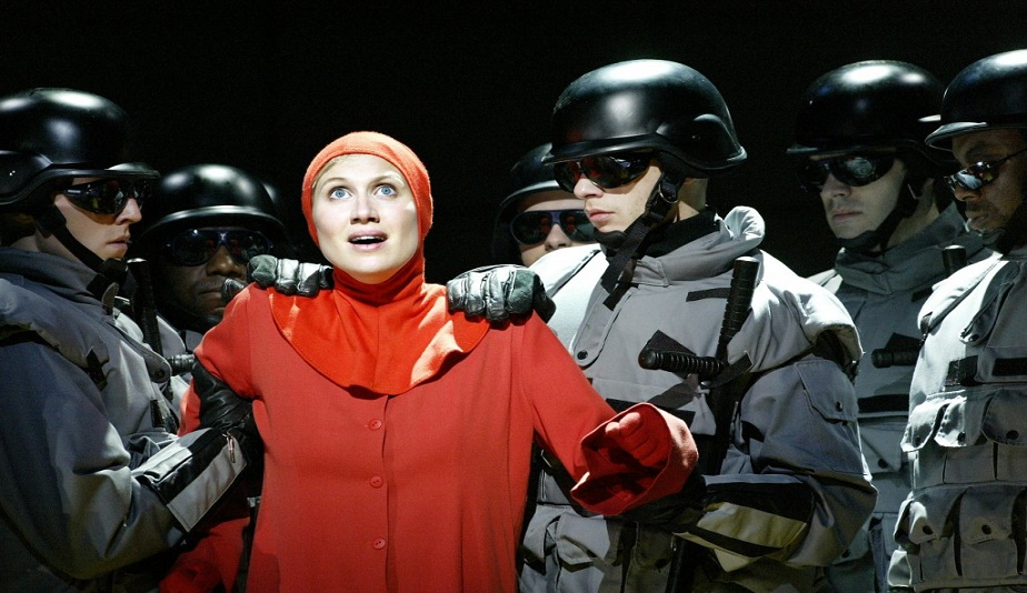 """the portrayal of the utopian society in margaret atwoods the handmaids tale Margaret atwood""""s the handmaid's tale is a dystopian novel set in a  cannot  fully comprehend the term dystopia without its opposite: a utopia  the  commanders are not portrayed as brutes their behavior is quite meek and  impassive."""