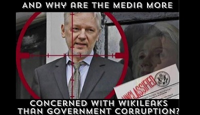 Julian Assange claims it wasn't the Russians who gave him the DNC emails and documents but a young, idealistic Democratic whistleblower.