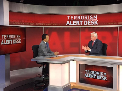 """Van D. Hipp, Jr. is the former Deputy Assistant Secretary of the U.S. Army.  He is the author of the newly released book, """"The New Terrorism:  How to Fight It and Defeat It.""""  All of the author's proceeds go to the National Guard Educational Foundation to fund scholarships for children of fallen Guardsmen. www.thenewterrorism.com   Follow him on  Twitter @VanHipp."""