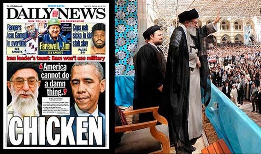 obama mocked
