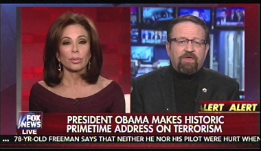 Some of the most informative news segments on TV occur when Judge Jeanine Pirro interviews Dr. Gorka on Fox News Channel.