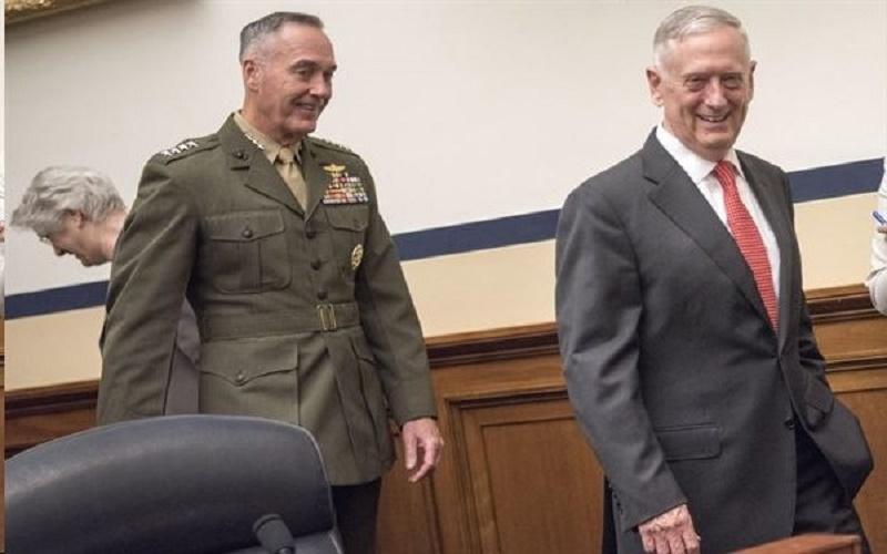 Gen. Mattis Gen. Joe Dunford