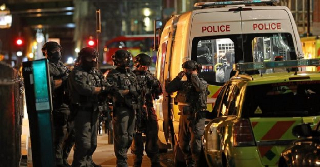 London police counterterrorists