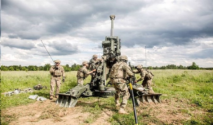 Military Howitzer