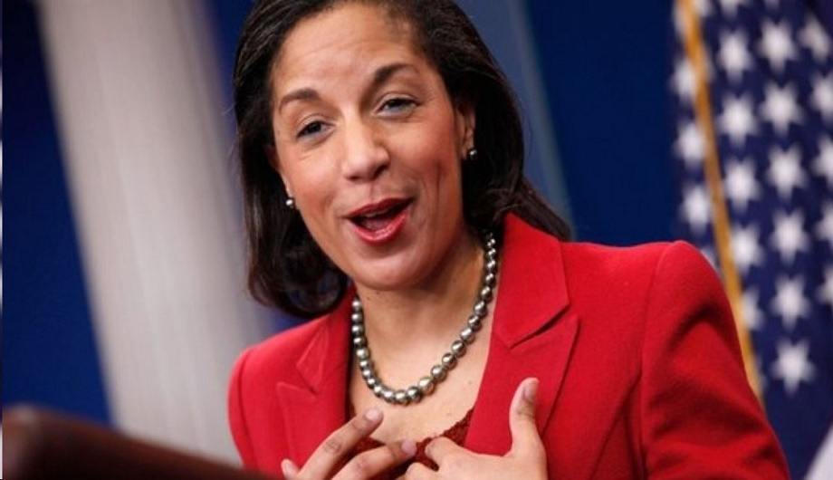 Susan Rice Cover Up