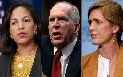 Susan Rice and John Brennan have repeatedly been caught being deceptive. Now former UN Ambassador Samantha Power -- wife of radical Cass Sunstein -- has caught the attention of GOP investigators.