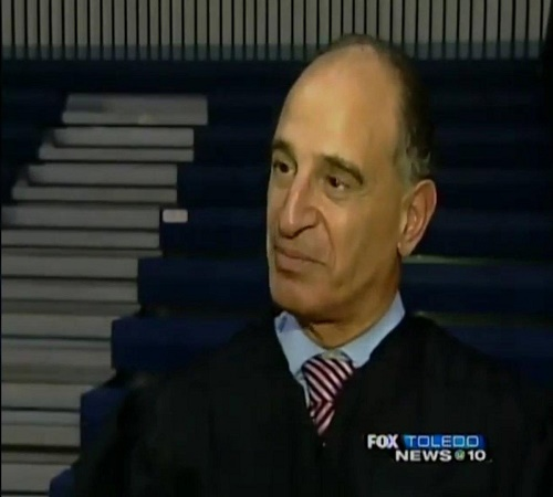 U.S. District Judge Jack Zouhary was the target of a murder plot intercepted by undercover FBI agents.