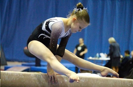 Mallory Grossman excelled at gymnastics and cheerleading at her school in Rockaway Township, New Jersey.