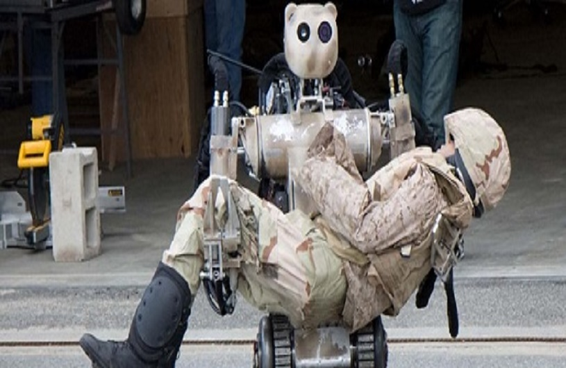 Military medical_robotic_technologies