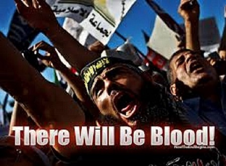 Muslim bro there will be blood