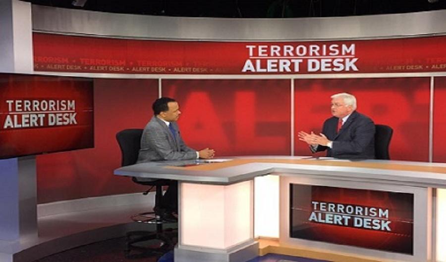 Van Hipp Terrorism Alert Desk