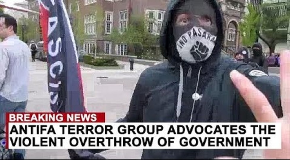 Soros Connected Antifa Docs Reveal Intel for 'Anarchistic Plan' for Anti-Cop Uprising: Dr. Lyle Rapacki +Video